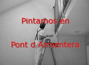 Pintor Tarragona Pont d Armentera