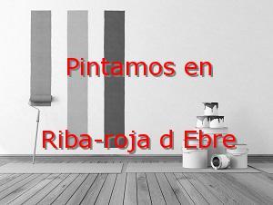 Pintor Tarragona Riba-roja d Ebre