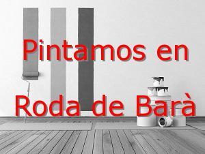 Pintor Tarragona Roda de Barà