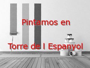 Pintor Tarragona Torre de l Espanyol